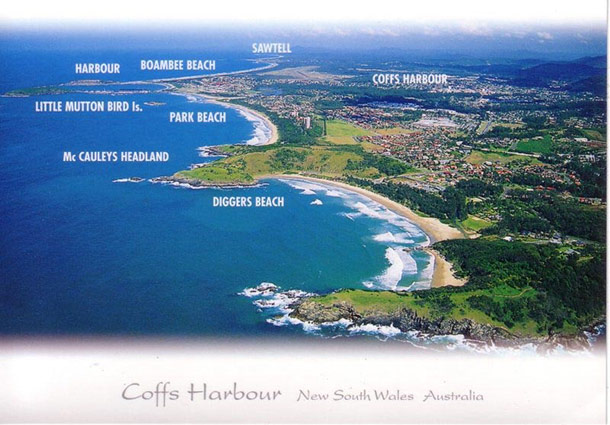 Coffs Harbour NSW